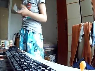 Poppe Grandi, Poppe, Adolescente, Webcam