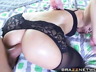 Blonde Teen With Natural Tits Jillian Janson Gets Anal Sex