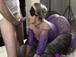 Splitroast Surprise A Big Dick For Young Hotwife In Surprise Threesome 4k
