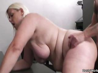 work at Women fucked getting
