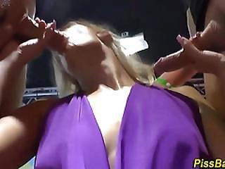 Goldenshower Ho Sexying