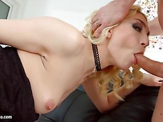 Luna Melba In Messy Anal Scene By Ass Traffic