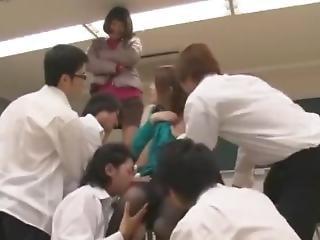 Aasialainen, Suihinotto, Kimppapano, Japanilainen, Vanha, Opettaja, Virkapuku