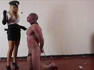 British Institution Face Slapping Femdom