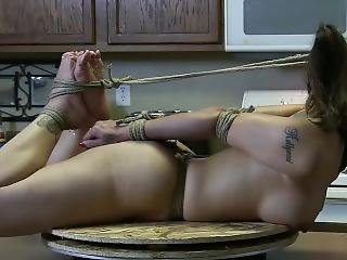 Asian Apprehended And Hogtied Part 2