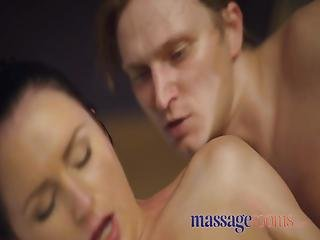 Massage Rooms Shy Woman Kittina Clairette Cheats On Husband