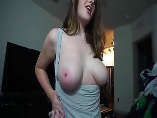 Big Ass Chubby Sister Riding My Dick