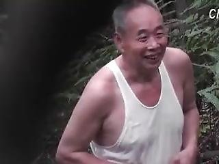 Chinese Daddy Forest 18