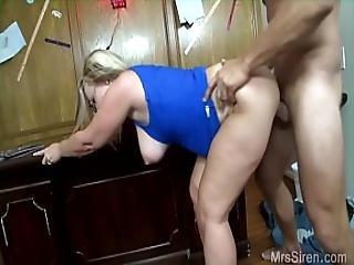 Wife Fucks Hubby S Friend On Desk