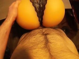 Pov [hot Doggystyle With Black Lingerie]
