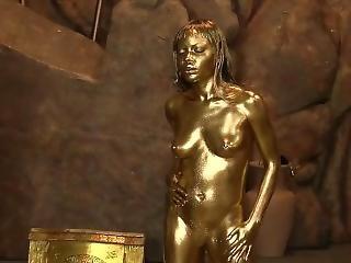 Ebony Golden Transformation