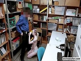 Lexi Lore Gets Fuck In The Lp Office