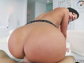 Jada Stevens Fucked In Her Tight Ass