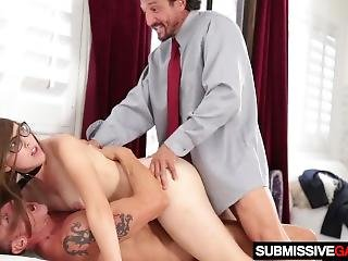 Dp Punishment For Sultry Cutie Nickey Huntsman