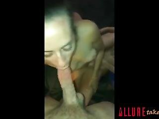 Arya Fae & Cassidy Klien Tag Team Lucky Guy Live On Snapchat