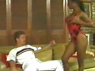 Frank James Masturbating With Purple Passion