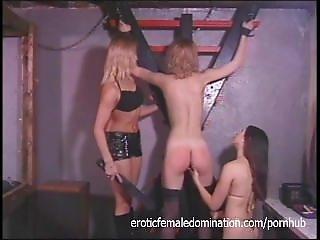 Slave Girls Hustle Another Slave Together