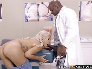 Hot Big Tits Latina Slut Gets Stuffed With Massive Bbc