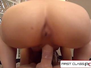 Firstclasspov - Sarah Vandella Suck & Fuck A Monster Cock, Big Booty