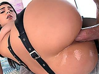 True Anal Valentina Nappi Opens Her Booty To Get Fucked