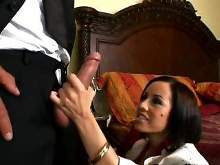 Perverted Davia Ardell Has Her Little Brown Hole Destroyed