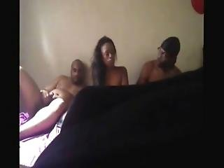 Chyna Sexy Threesome