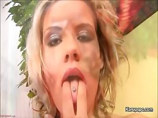 Regina Fingering Her Juicy Pussy