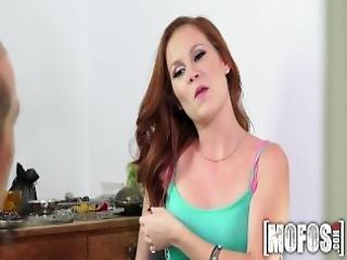 Mofos Reagan Monroe Redhead Nude Model Gets Fucked