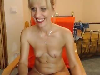 Romanian Mature Masturbation