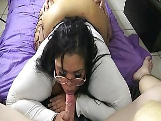 Nirvana Lust Hardcore Threesome With Brothers