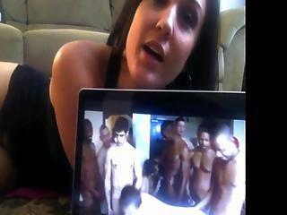 Gay Porn N A Mouthful Of Cum