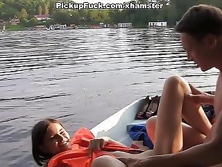 Boat, Threesome
