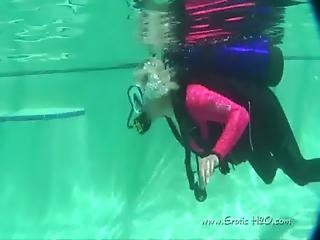 Scarlett S Scuba Gear Instruction