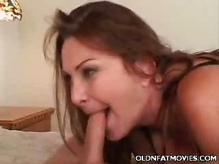 Gigi Sucking Off Our Boner