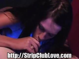 Brunette Stripper Kelly Summers Strips Then Fuck In A Private Room