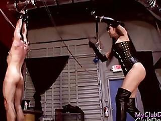 Experience Watching Mistress Victoria