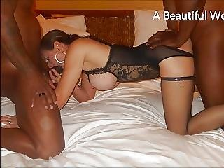 Hot Wife Gangbang Pics In A Short Video