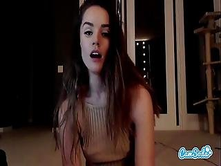 Tori Black Screaming Squirting Orgasm During Camsoda Masturbation Show With Vibr