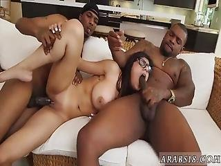 Muslim Dance My Big Black Threesome
