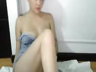 Japan Horny Woman Flashing On Webcam