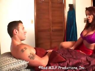 Mom And Son Creampie