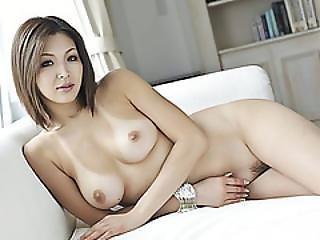 Sweet Mai Kuroki Sucks While Getting Pumped Hard