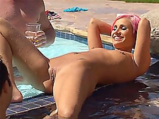 Couple Explore Swinging And The Girl Has Multiple Orgasms