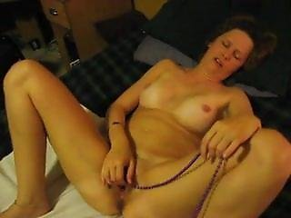 Addie From Dates25.com - Milf Debbie And Her Beads