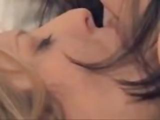 おまんこ, 大きなおまんこ, フェラチオ, 新婦, ファッキング, レズビアン