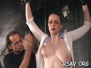 Hot And Heavy Bdsm Action