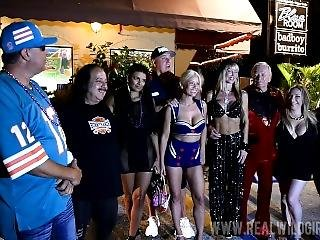 Naked Vip Party Babes Wild & Insane Fantasy Fest Pimp And Hoe Sluts