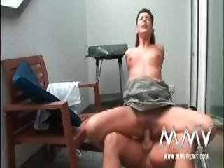 Mmv Films German Mature Housewife Gets Banged Outdoor