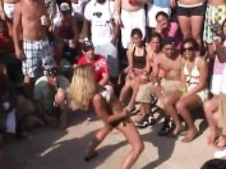 Wild Party Girls Spring Break 2009 - Scene 6 - Dreamgirls