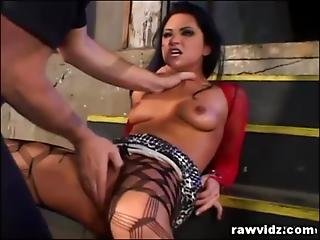 Anal, Blowjob, Brunette, Politimand, Sædshot, Deepthroat, Kneppe, Hardcore, Oral, Politi, Fisse, Rå, Sex, Tyv, Uniform